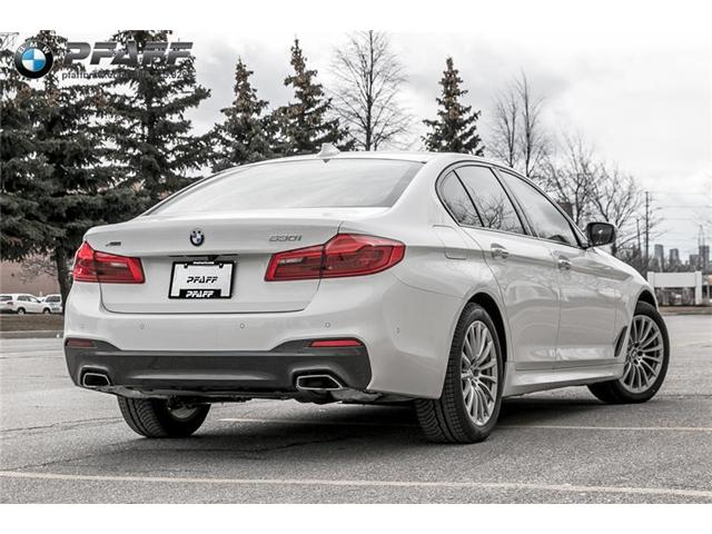 2018 BMW 530 i xDrive (Stk: 19950) in Mississauga - Image 2 of 3