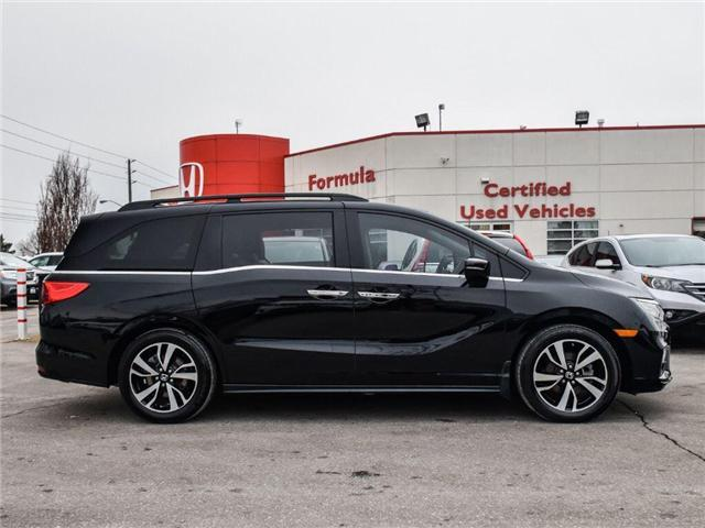 2018 Honda Odyssey Touring (Stk: 18-0001D) in Scarborough - Image 2 of 22