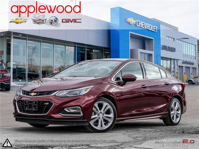 2016 Chevrolet Cruze Premier Auto (Stk: 654A1) in Mississauga - Image 1 of 27