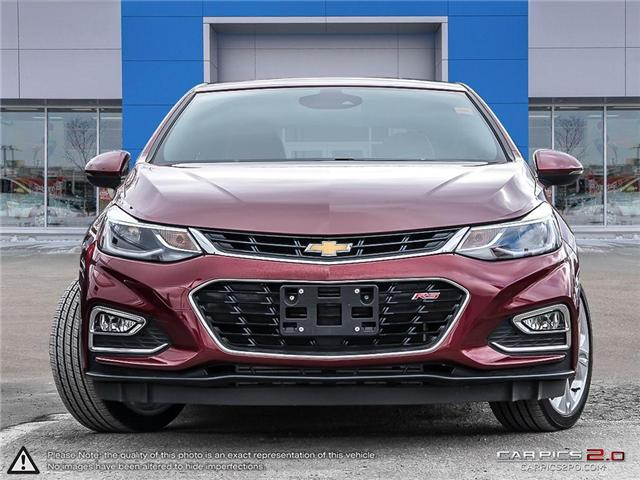2016 Chevrolet Cruze Premier Auto (Stk: 654A1) in Mississauga - Image 2 of 27