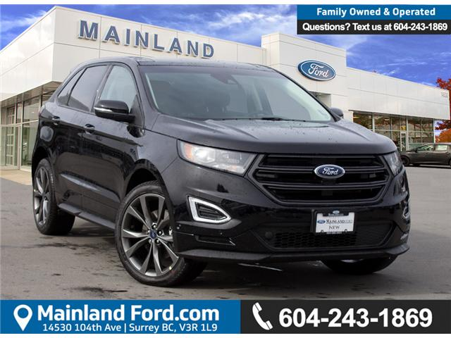 2018 Ford Edge Sport (Stk: 8ED6238) in Surrey - Image 1 of 28