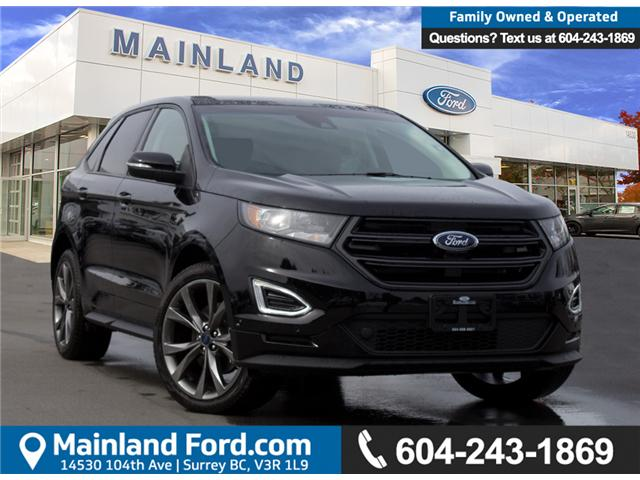 2018 Ford Edge Sport (Stk: 8ED8525) in Surrey - Image 1 of 29
