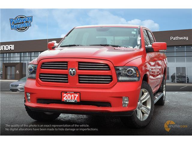 2017 RAM 1500 Sport (Stk: R85463A) in Ottawa - Image 1 of 20