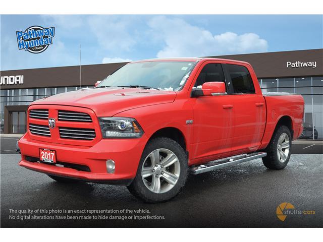 2017 RAM 1500 Sport (Stk: R85463A) in Ottawa - Image 2 of 20