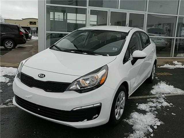 2017 Kia Rio LX+ (Stk: U0244) in New Minas - Image 1 of 17