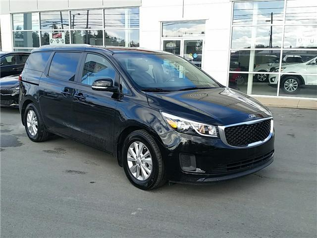 2018 Kia Sedona LX+ (Stk: U919) in Bridgewater - Image 1 of 24