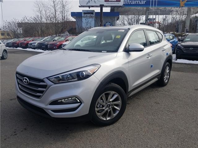 2018 Hyundai Tucson Premium 2.0L (Stk: R85384) in Ottawa - Image 1 of 25