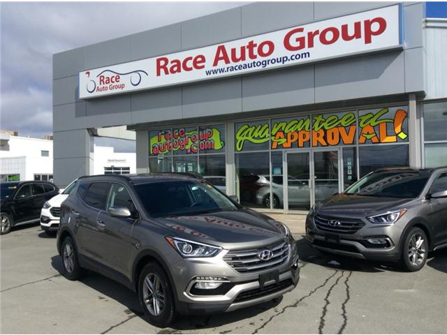 2018 Hyundai Santa Fe Sport 2.4 Premium (Stk: 15782) in Dartmouth - Image 1 of 22