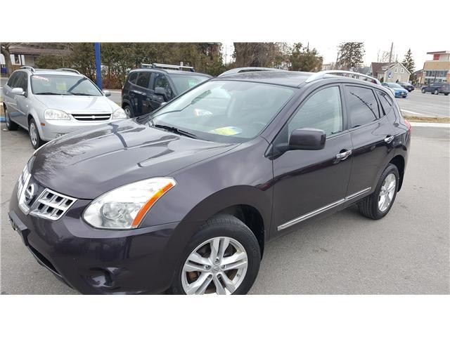2012 Nissan Rogue S (Stk: ) in Oshawa - Image 1 of 10