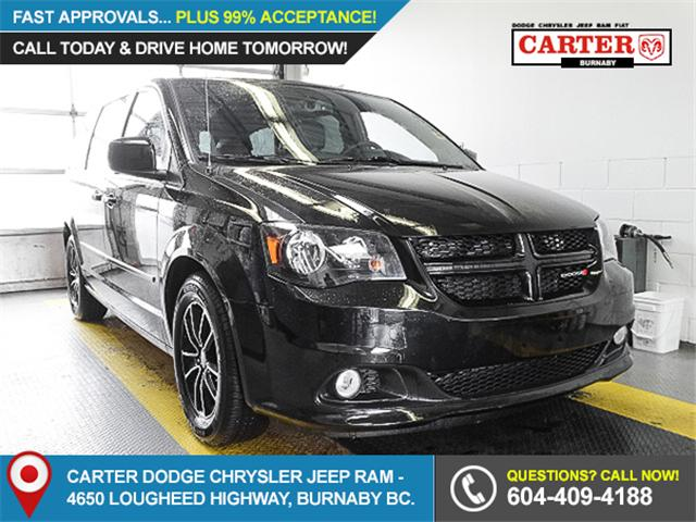 2017 Dodge Grand Caravan GT (Stk: 9-5670-0) in Burnaby - Image 1 of 25