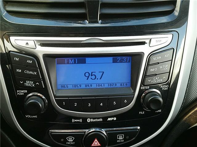 2013 Hyundai Accent GLS (Stk: U924) in Bridgewater - Image 19 of 21