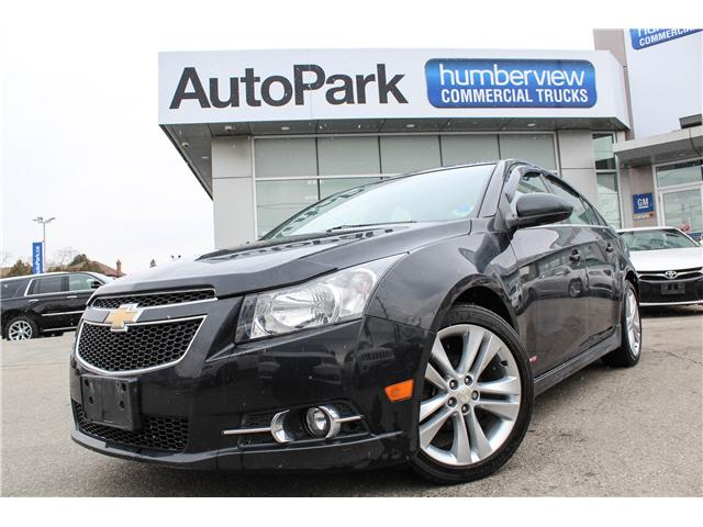 2014 Chevrolet Cruze 2LT (Stk: ) in Mississauga - Image 1 of 24