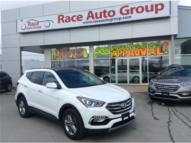 2018 Hyundai Santa Fe Sport 2.4 Luxury (Stk: 15790) in Dartmouth - Image 1 of 23