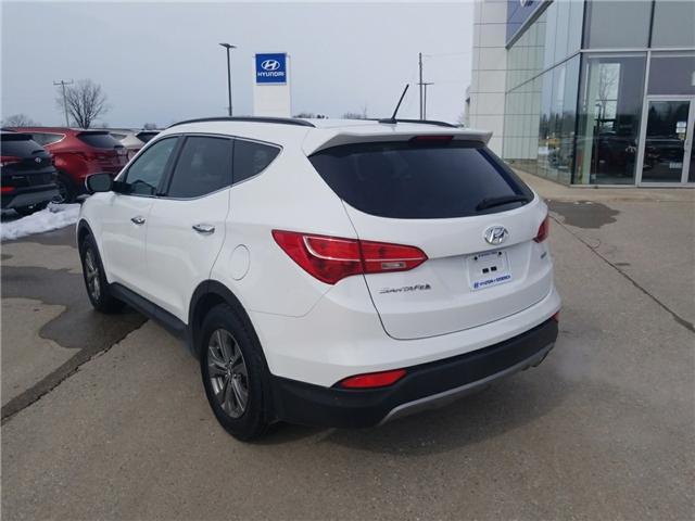2014 Hyundai Santa Fe Sport  (Stk: 80062A) in Goderich - Image 2 of 17