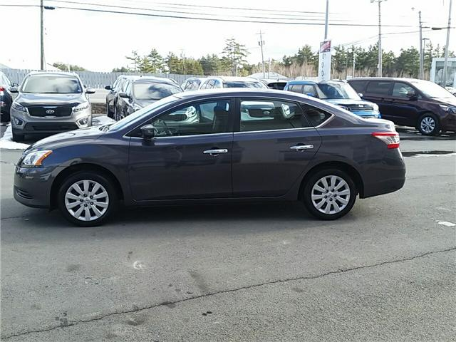 2014 Nissan Sentra 1.8 S (Stk: U922) in Bridgewater - Image 2 of 17