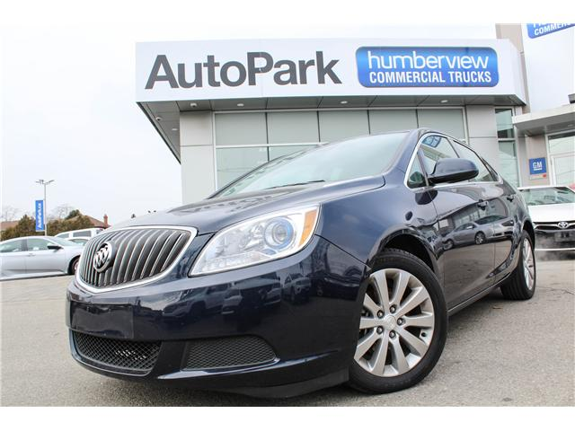 2016 Buick Verano Base (Stk: ) in Mississauga - Image 1 of 22