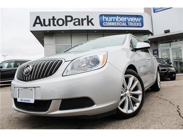 2016 Buick Verano Base (Stk: APR1561) in Mississauga - Image 1 of 27
