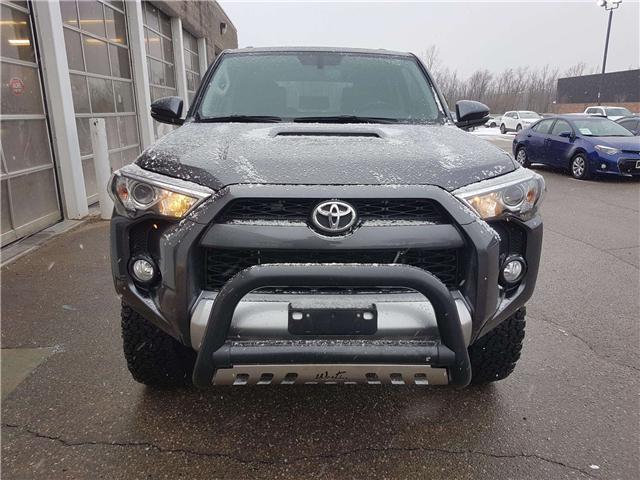 2017 Toyota 4Runner SR5 (Stk: 00969) in Guelph - Image 2 of 24
