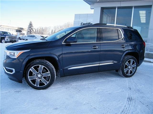 2018 GMC Acadia Denali (Stk: 54042) in Barrhead - Image 2 of 21