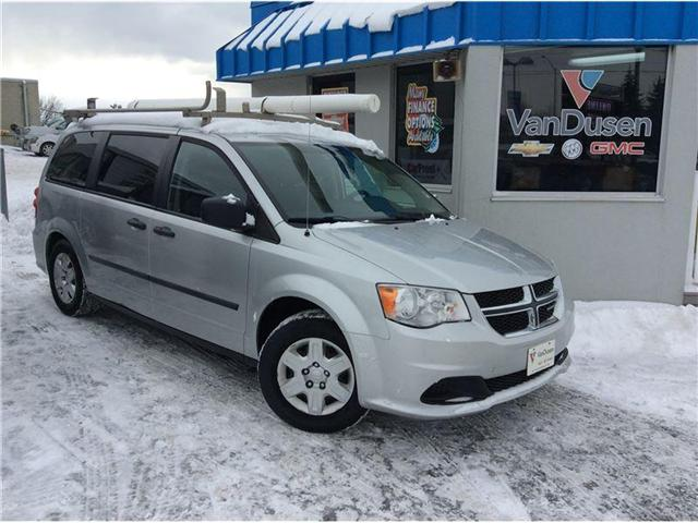 2011 Dodge Grand Caravan C/V (Stk: B6998A) in Ajax - Image 1 of 23