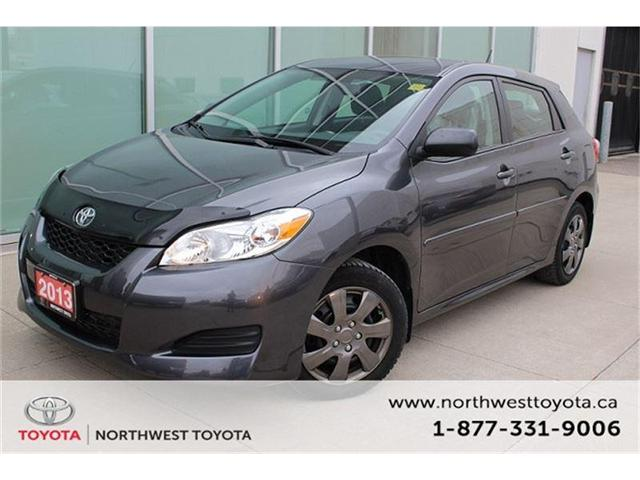 2013 Toyota Matrix Base (Stk: 003611T) in Brampton - Image 1 of 13