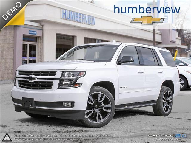 2018 Chevrolet Tahoe Premier (Stk: 801192) in Toronto - Image 1 of 27