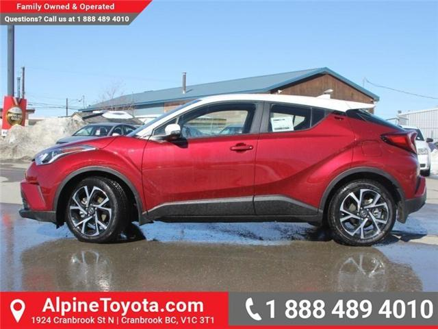 2018 Toyota C-HR XLE (Stk: R039439) in Cranbrook - Image 2 of 17