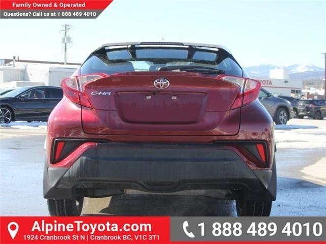 2018 Toyota C-HR XLE (Stk: R039439) in Cranbrook - Image 4 of 17