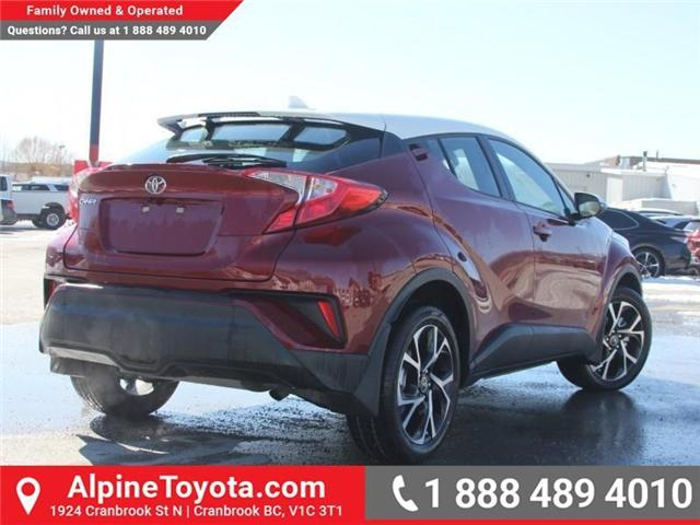2018 Toyota C-HR XLE (Stk: R039439) in Cranbrook - Image 5 of 17