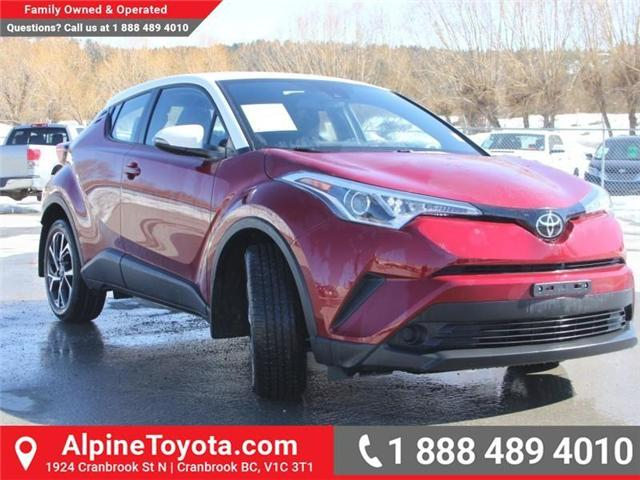 2018 Toyota C-HR XLE (Stk: R039439) in Cranbrook - Image 7 of 17