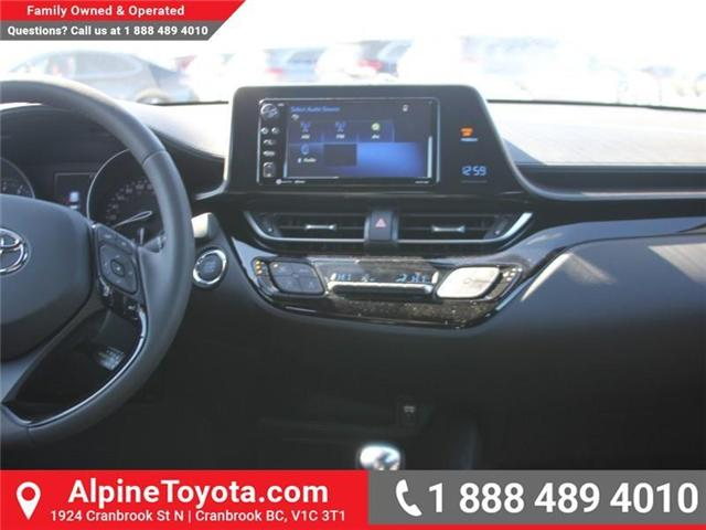 2018 Toyota C-HR XLE (Stk: R039439) in Cranbrook - Image 10 of 17