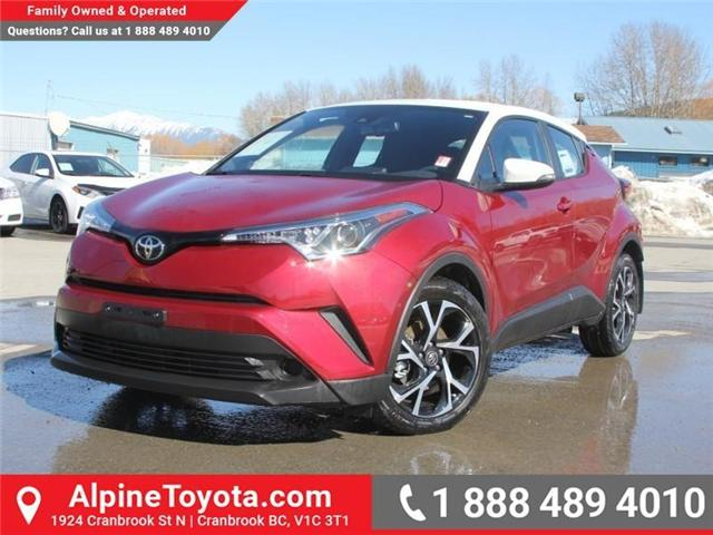 2018 Toyota C-HR XLE (Stk: R039439) in Cranbrook - Image 1 of 17