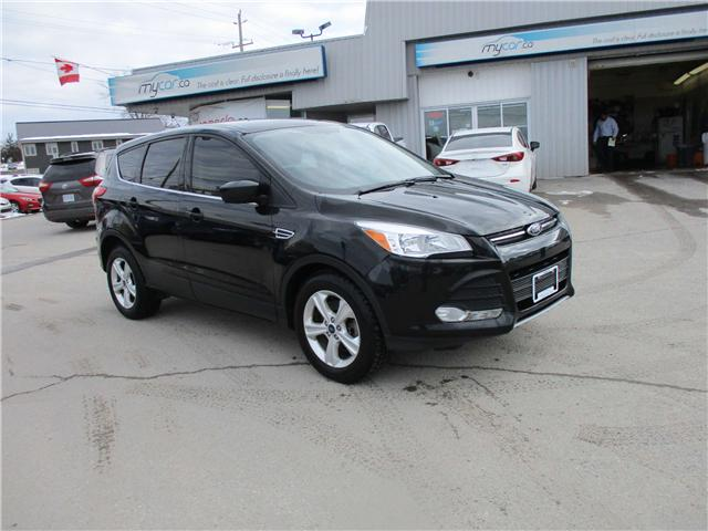 2015 Ford Escape SE (Stk: 180237) in Kingston - Image 1 of 11