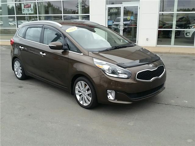 2014 Kia Rondo EX (Stk: U926) in Bridgewater - Image 1 of 22