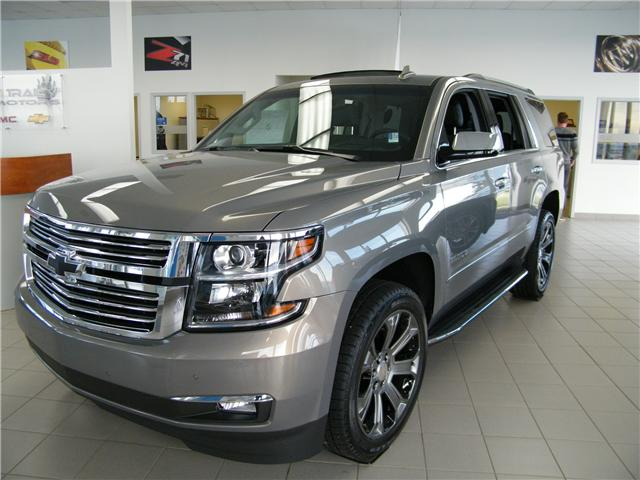 2018 Chevrolet Tahoe Premier (Stk: 53676) in Barrhead - Image 1 of 30