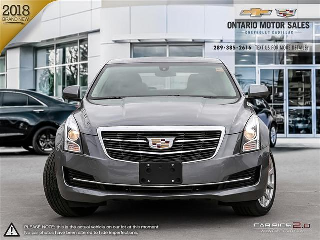 2018 Cadillac ATS 2.0L Turbo Base (Stk: 8155468) in Oshawa - Image 2 of 18