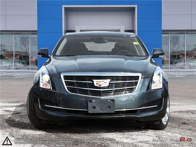 2018 Cadillac ATS 2.0L Turbo Luxury (Stk: K8A019) in Mississauga - Image 2 of 27