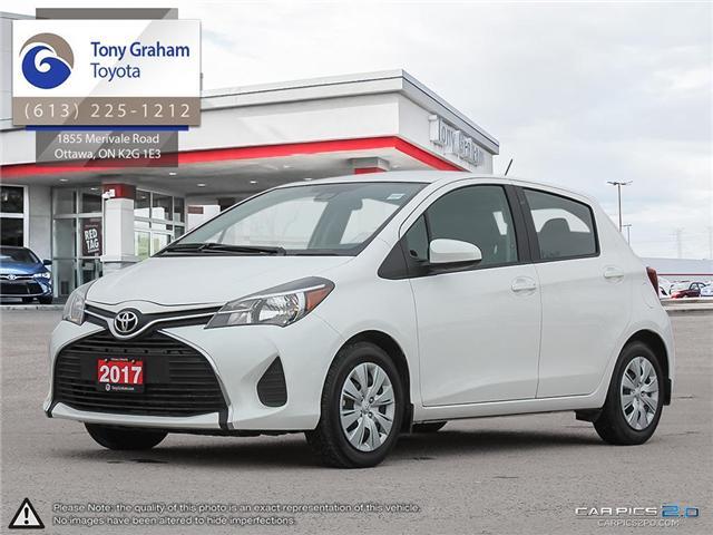 2017 Toyota Yaris LE (Stk: U8903) in Ottawa - Image 1 of 25