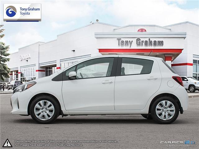 2017 Toyota Yaris LE (Stk: U8903) in Ottawa - Image 2 of 25