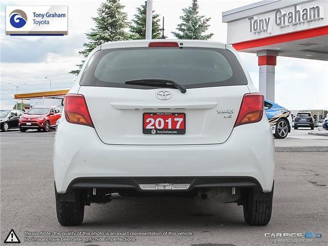 2017 Toyota Yaris LE (Stk: U8903) in Ottawa - Image 4 of 25