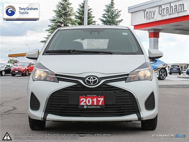 2017 Toyota Yaris LE (Stk: U8903) in Ottawa - Image 8 of 25