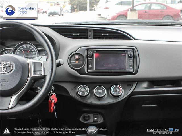 2017 Toyota Yaris LE (Stk: U8903) in Ottawa - Image 10 of 25
