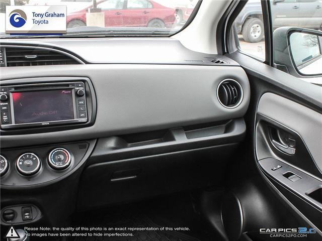 2017 Toyota Yaris LE (Stk: U8903) in Ottawa - Image 11 of 25