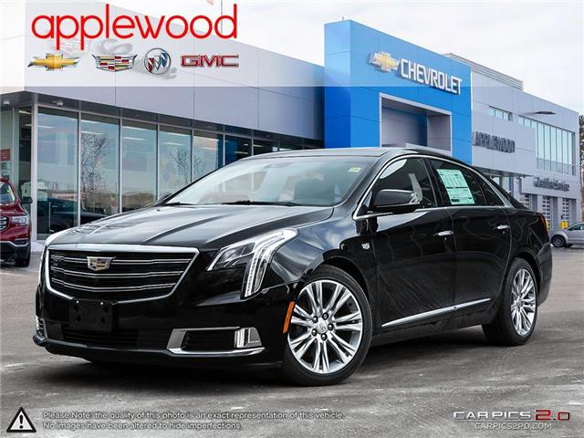2018 Cadillac XTS Luxury (Stk: K8X002) in Mississauga - Image 1 of 27