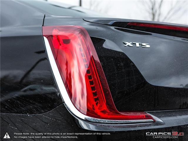 2018 Cadillac XTS Luxury (Stk: K8X002) in Mississauga - Image 12 of 27