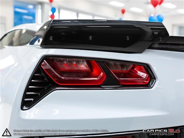 2018 Chevrolet Corvette Grand Sport (Stk: C8Y002) in Mississauga - Image 10 of 27