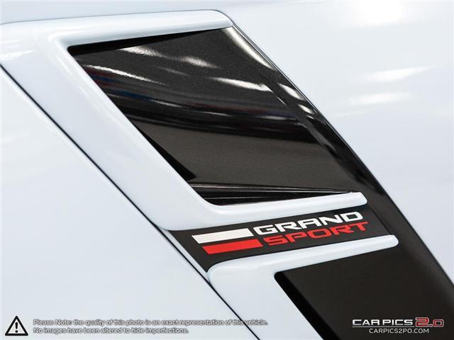 2018 Chevrolet Corvette Grand Sport (Stk: C8Y002) in Mississauga - Image 11 of 27