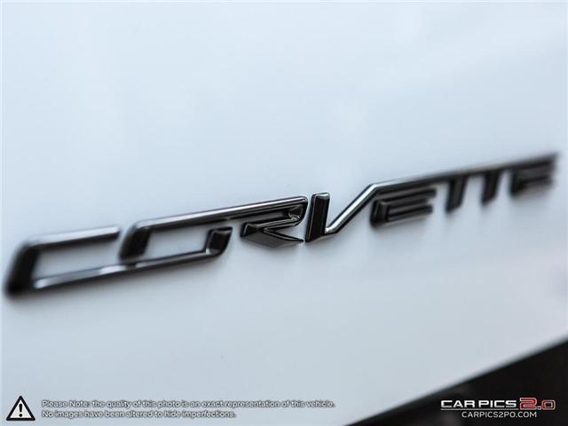 2018 Chevrolet Corvette Grand Sport (Stk: C8Y002) in Mississauga - Image 14 of 27
