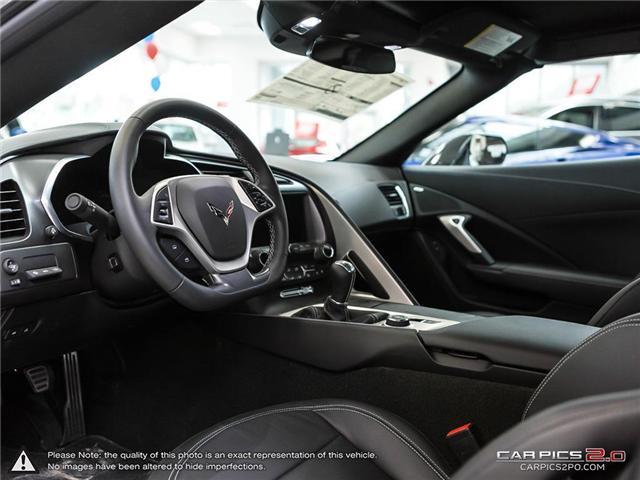 2018 Chevrolet Corvette Grand Sport (Stk: C8Y002) in Mississauga - Image 19 of 27