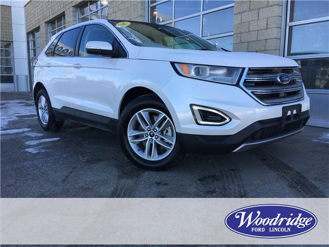 2017 Ford Edge SEL (Stk: 16856) in Calgary - Image 1 of 21